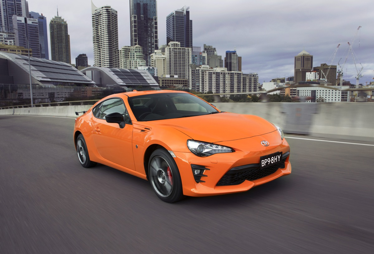 toyota 86 limited edition gains chassis and interior tweaks. Black Bedroom Furniture Sets. Home Design Ideas
