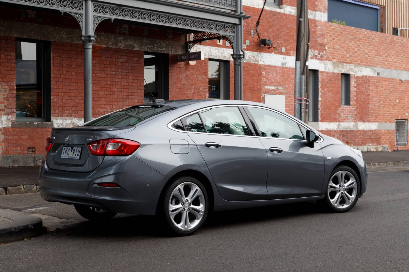 All New 2018 Holden Astra Sedan Checks In From 21 990