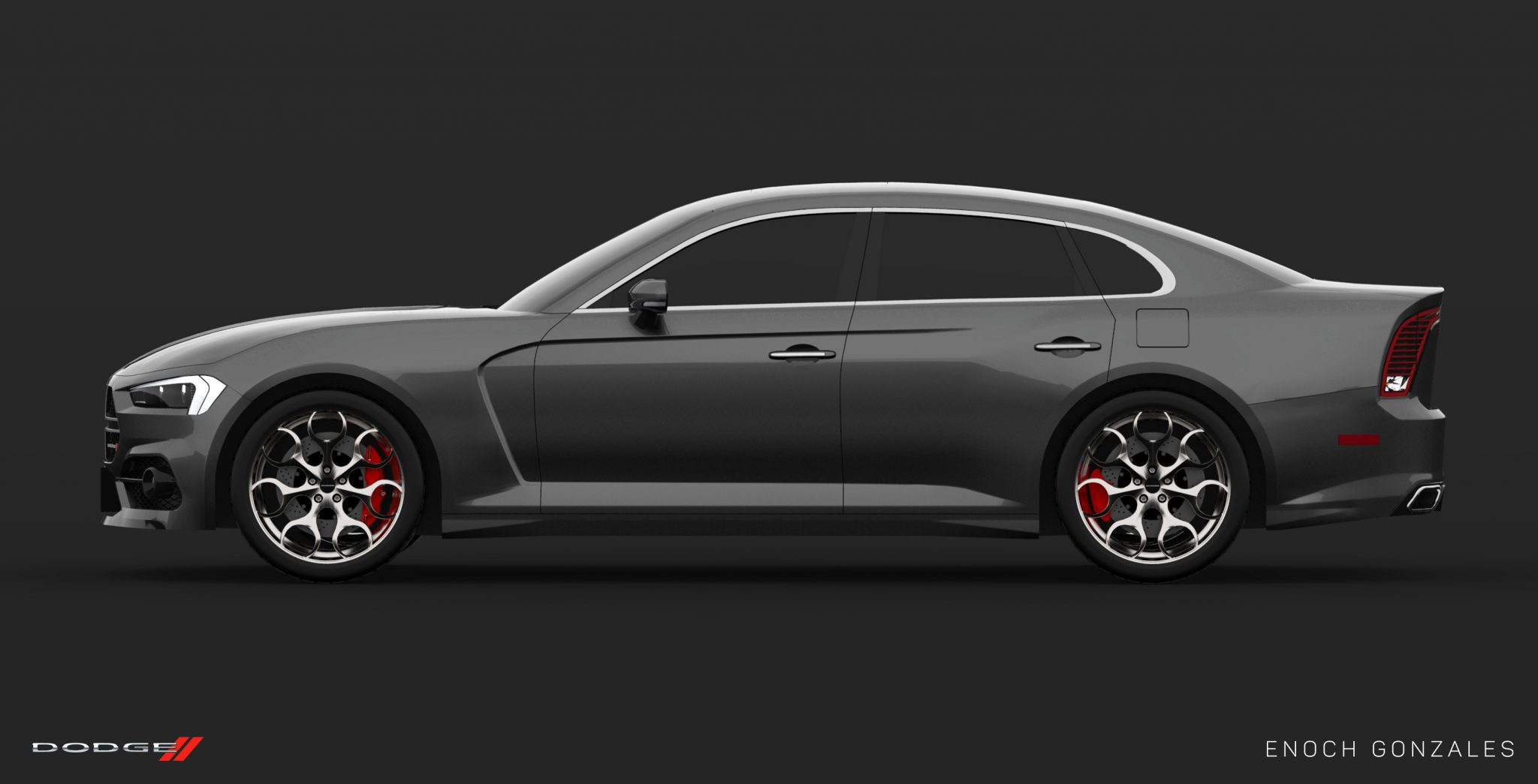 2017 Dodge Charger Srt >> Would the 2019 Dodge Charger look like this? - ForceGT.com