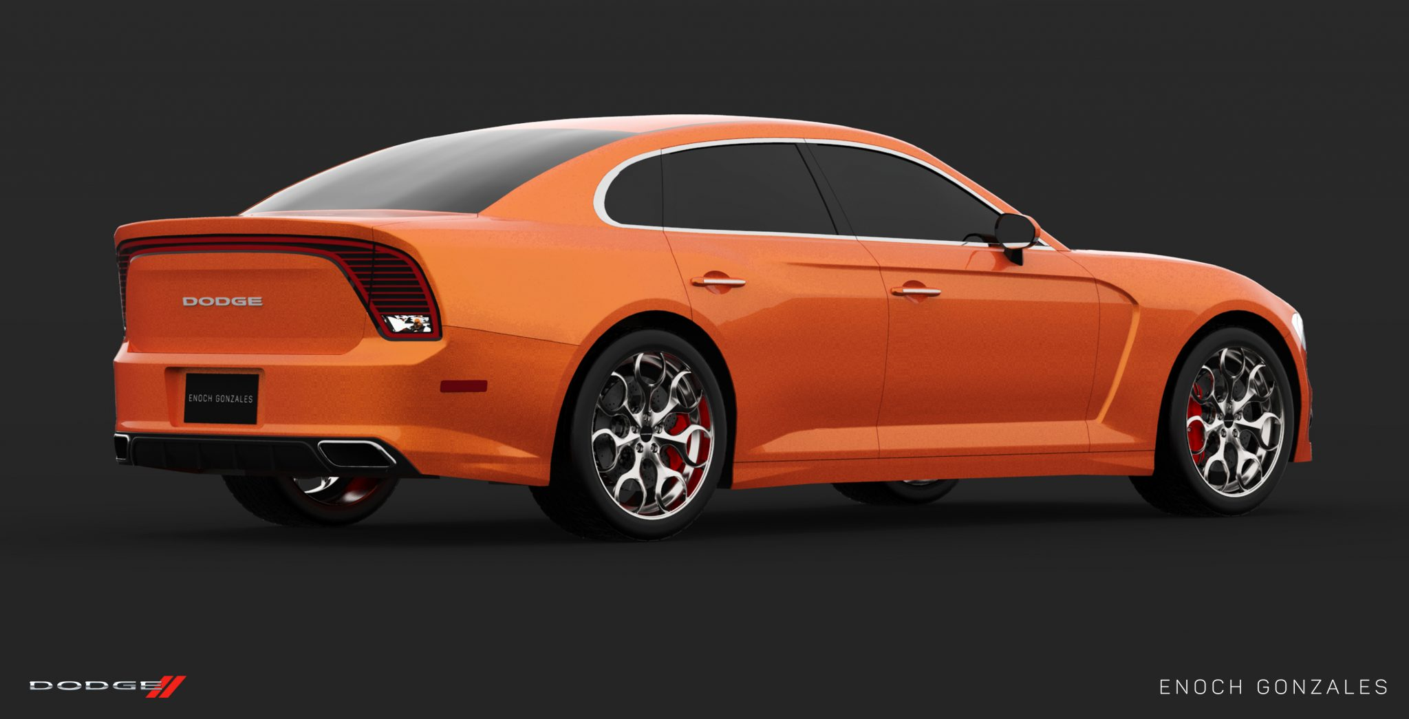 2019 Hellcat Charger >> Would the 2019 Dodge Charger look like this? - ForceGT.com