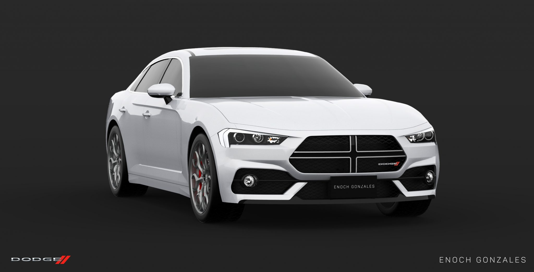 Dodge Charger New Design