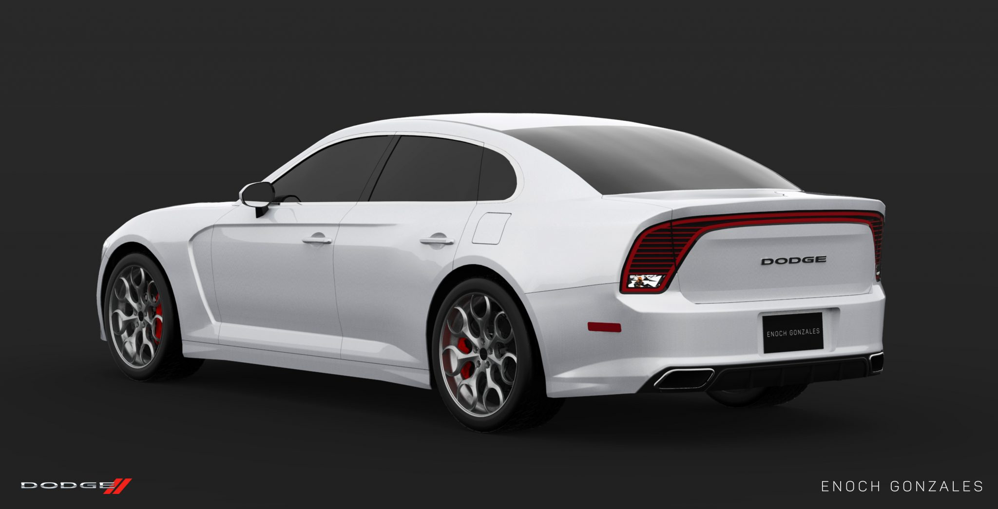 Dodge Charger Demon >> Would the 2019 Dodge Charger look like this? - ForceGT.com