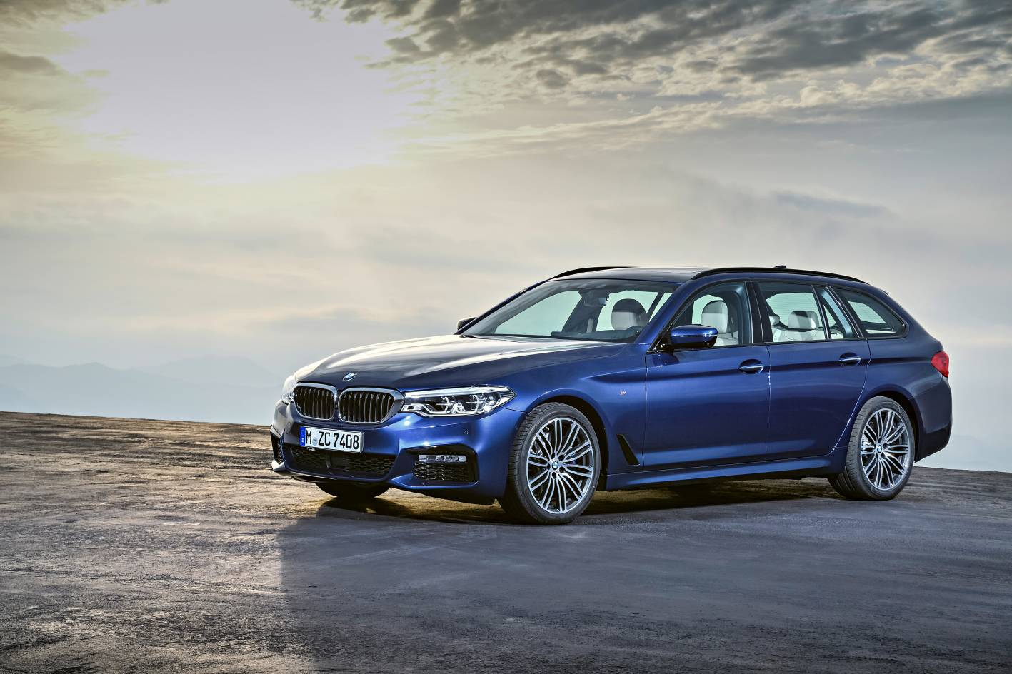 BMW 5 Series Touring Pricing And Specifications Announced