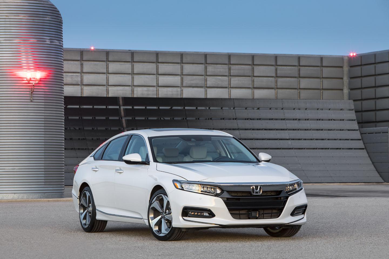 Next-Generation 2018 Honda Accord unmasked - ForceGT.com