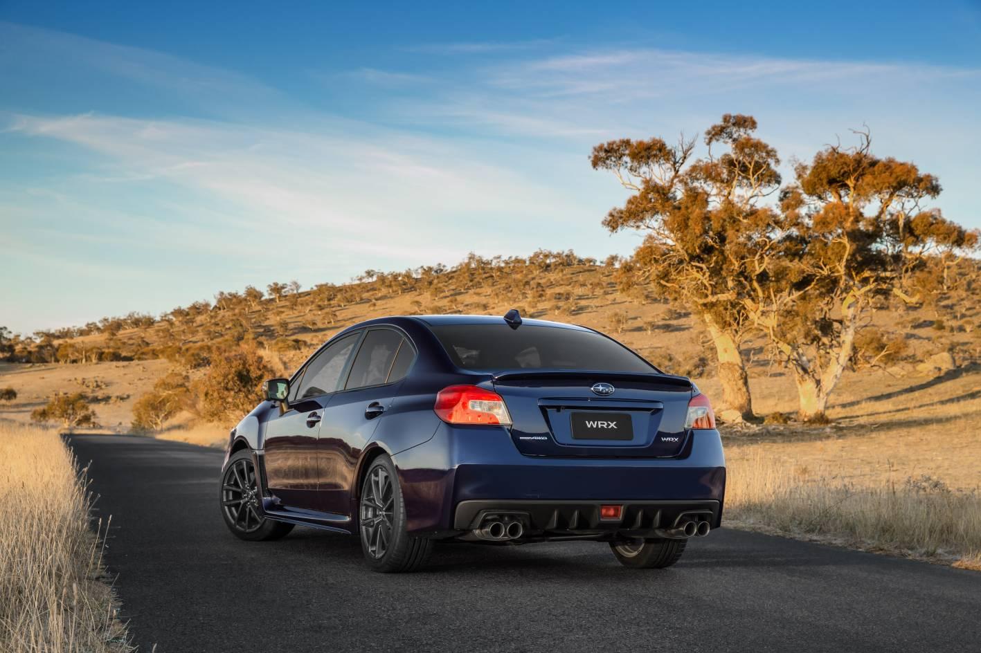 Subaru Outback Vs Impreza >> Updated 2018 Subaru WRX & WRX STI land, new spec.R tops range - ForceGT.com