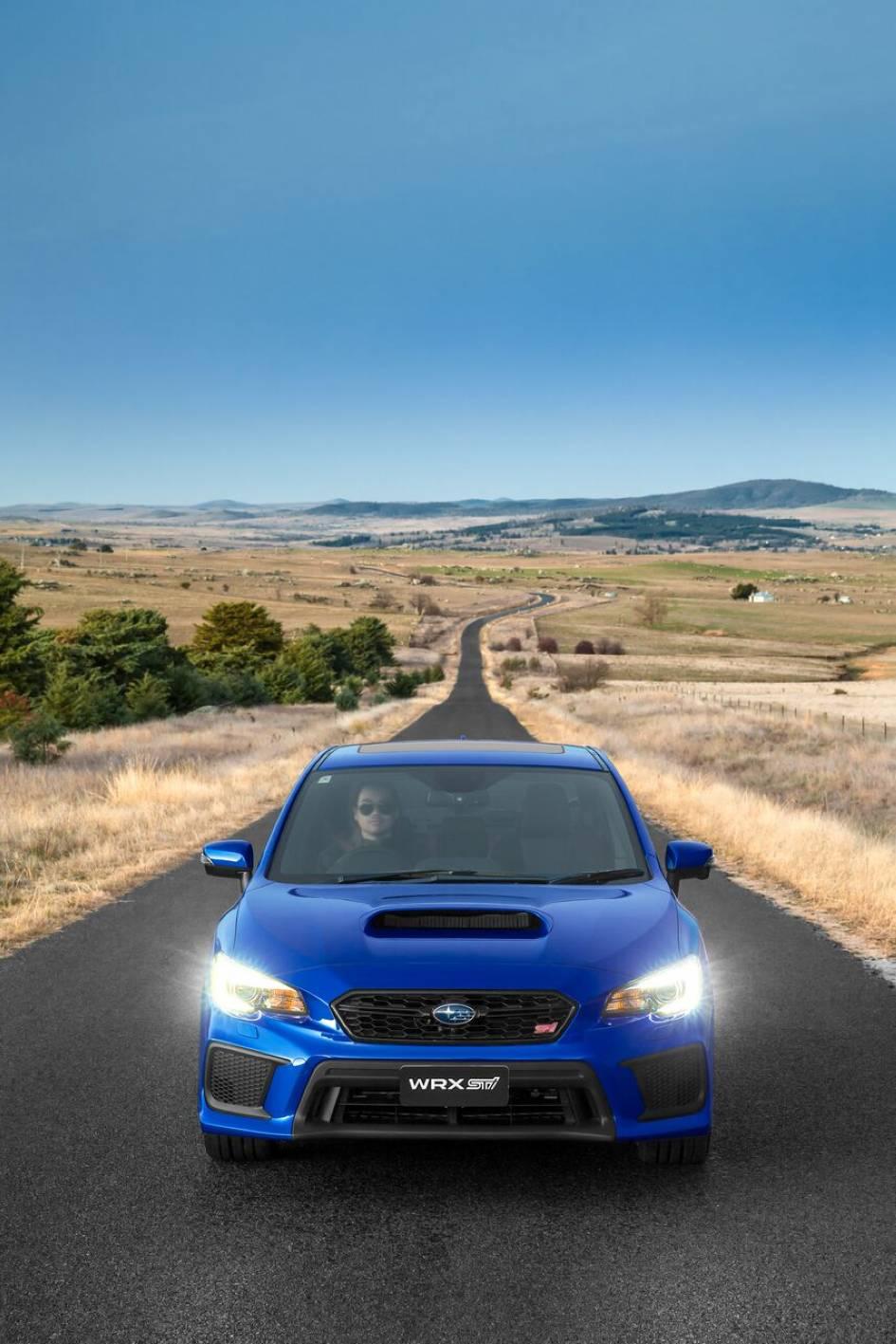 Brz Vs Wrx >> Updated 2018 Subaru WRX & WRX STI land, new spec.R tops range - ForceGT.com