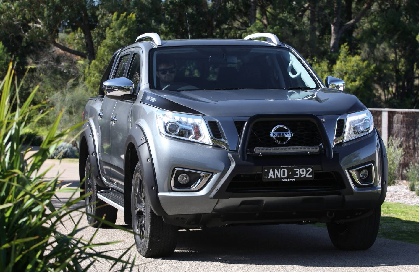 Nissan introduces Navara N-Sport Black Edition - ForceGT.com