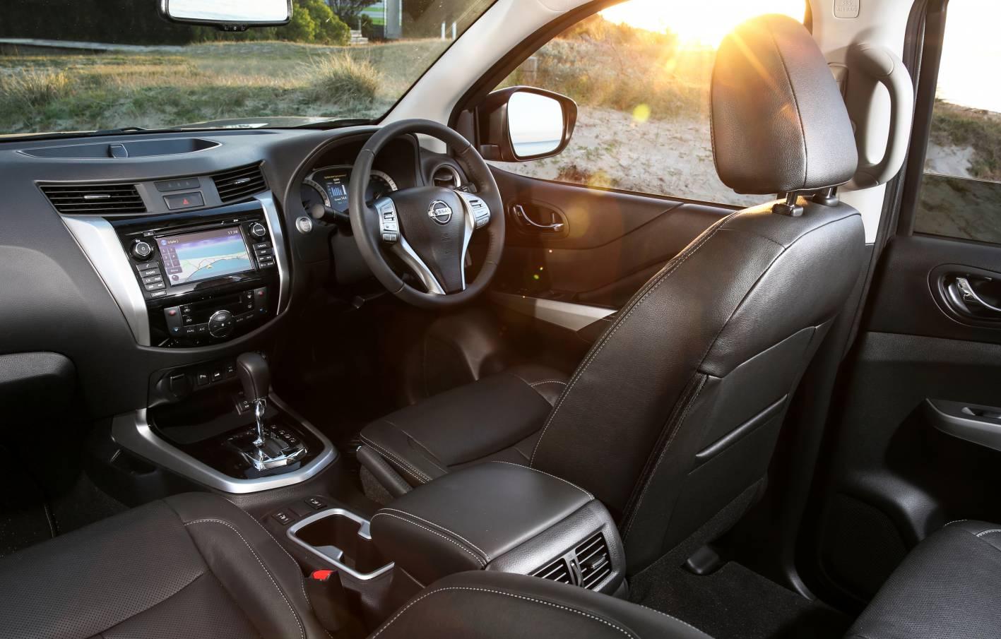 Nissan introduces Navara N-Sport Black Edition - ForceGT.com