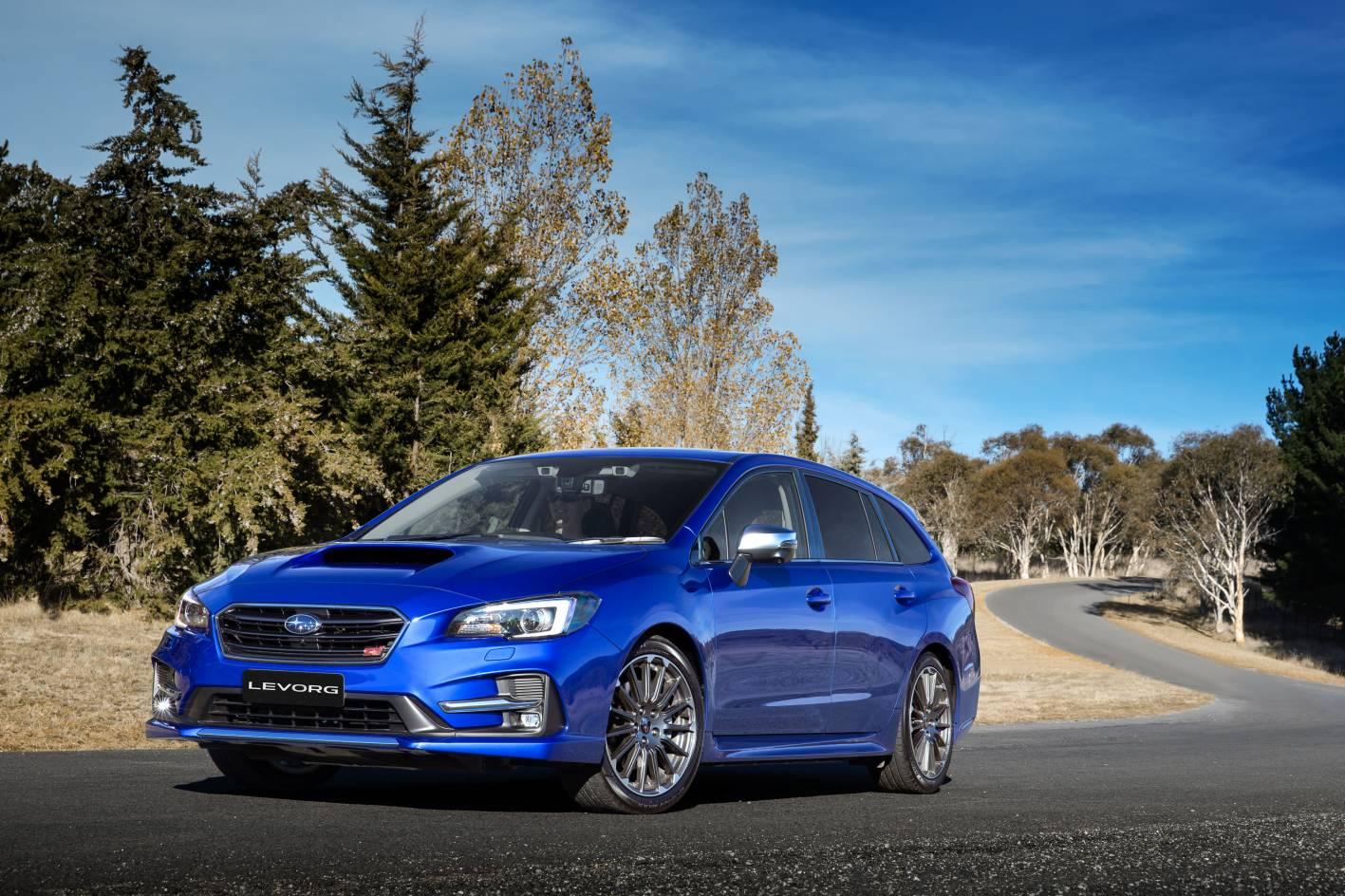 Subaru Outback Size Comparison >> Subaru Levorg 1.6L Turbo added as new range-opener - ForceGT.com