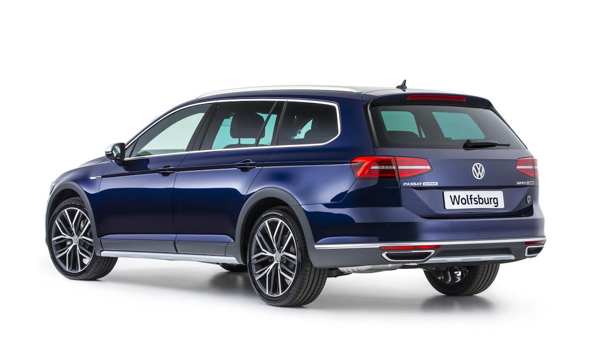 2018 Volkswagen Passat Alltrack Gets Wolfsburg Treatment