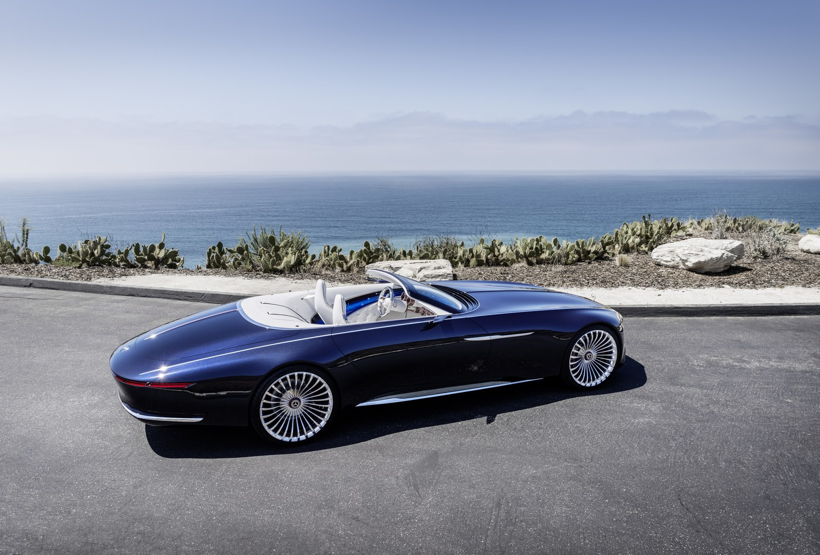 Ultra Luxurious Mercedes Maybach 6 Cabriolet Concept