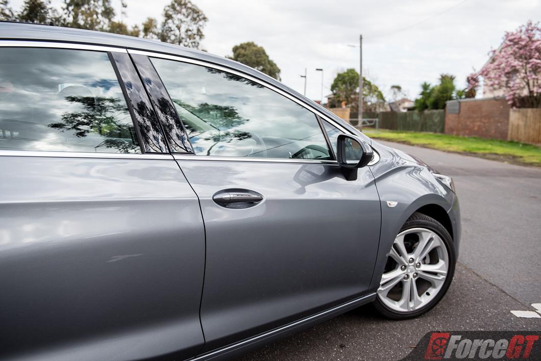 Mazda Cx 9 Dimensions >> 2017 Holden Astra Sedan LTZ Review
