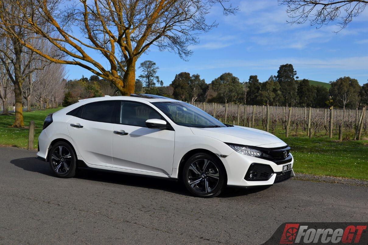 2017 Honda Civic Hatch Review - ForceGT.com