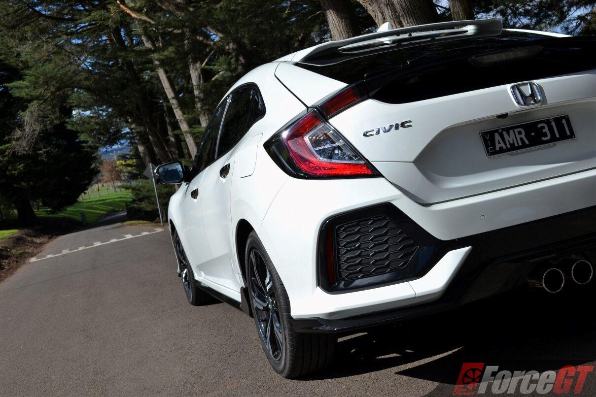 2017 Honda Civic Hatch Review - ForceGT com