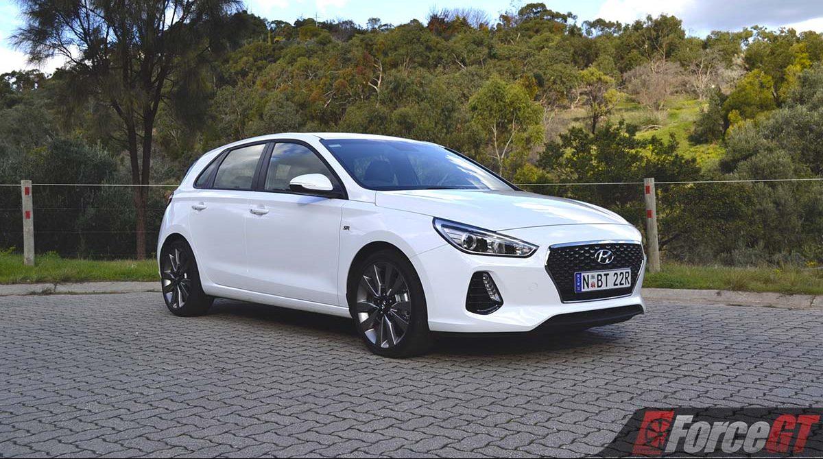 Hyundai i30 sr review
