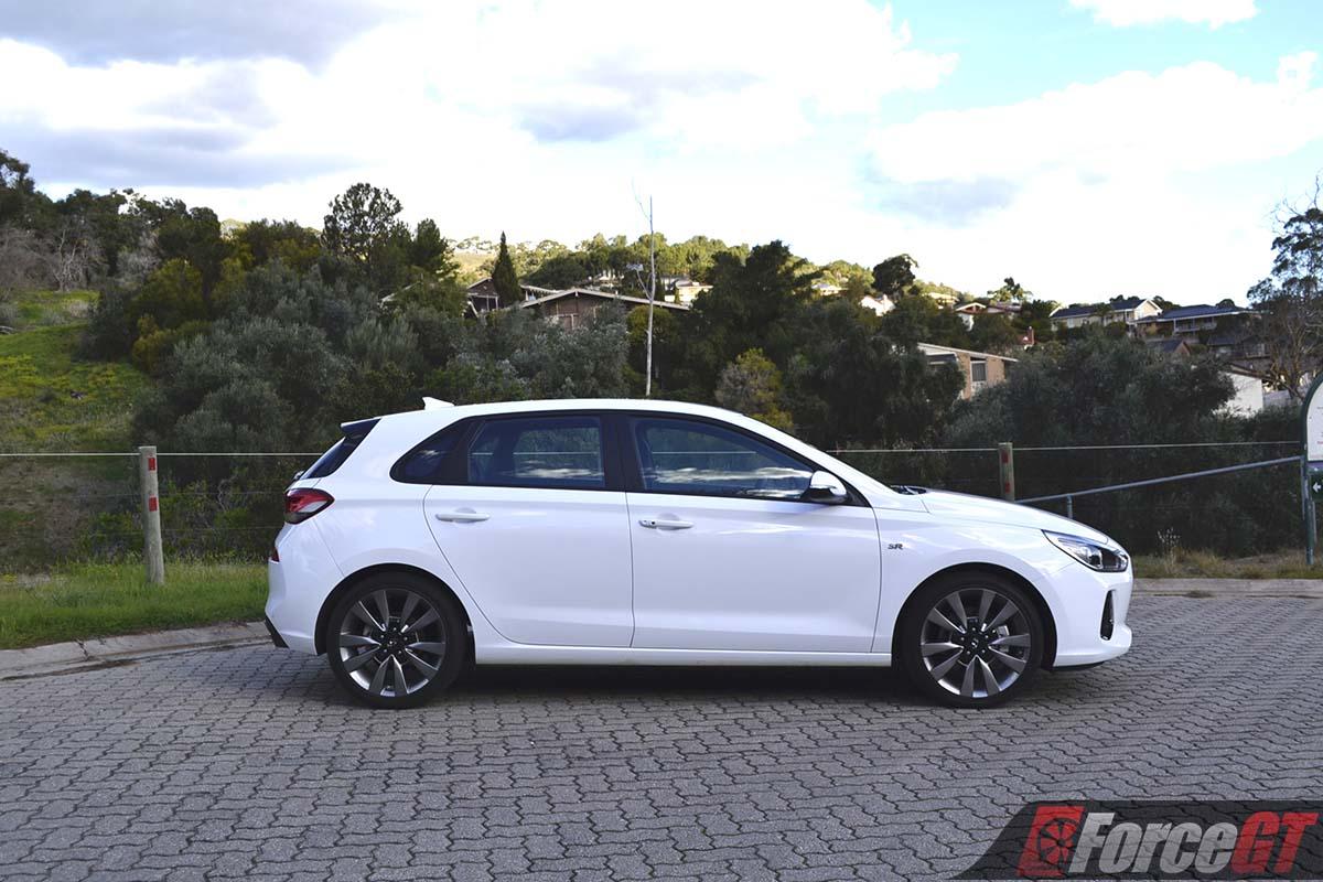 2017 Hyundai I30 Sr Manual Review Forcegt Com