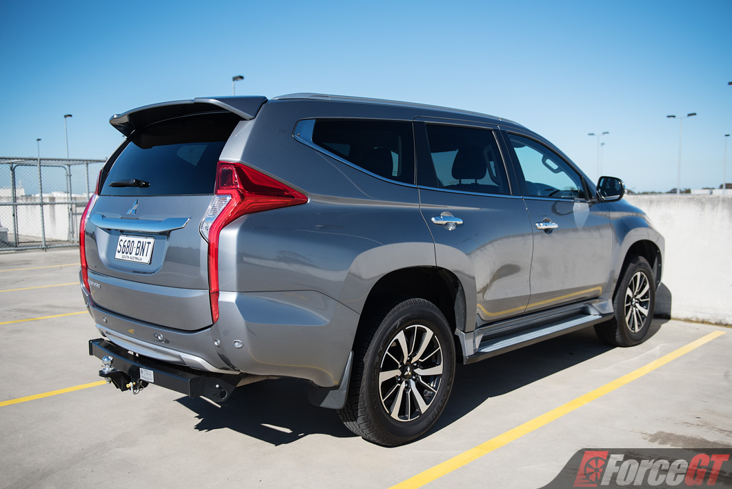 2017 Mitsubishi Pajero Sport Exceed Review Forcegt Com