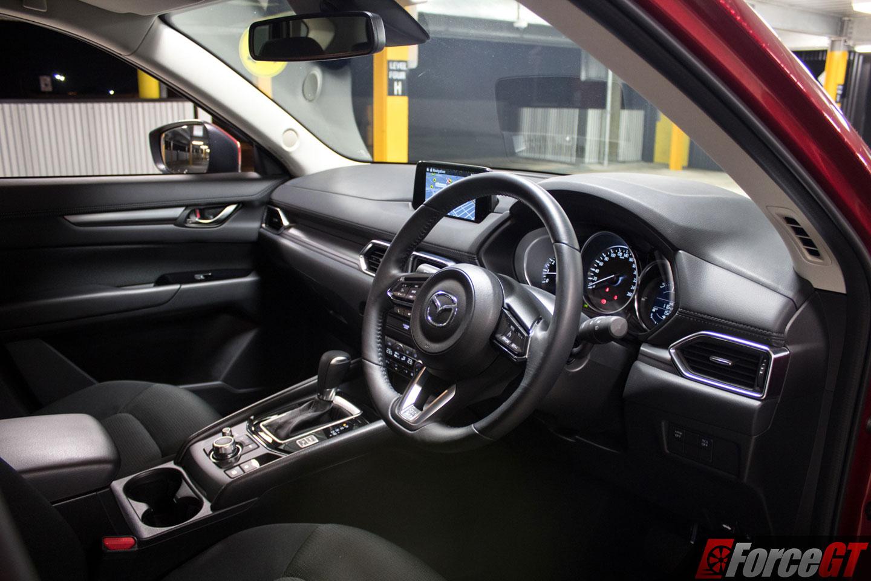 2017 mazda cx-5 maxx sport awd 2 5-litre petrol review