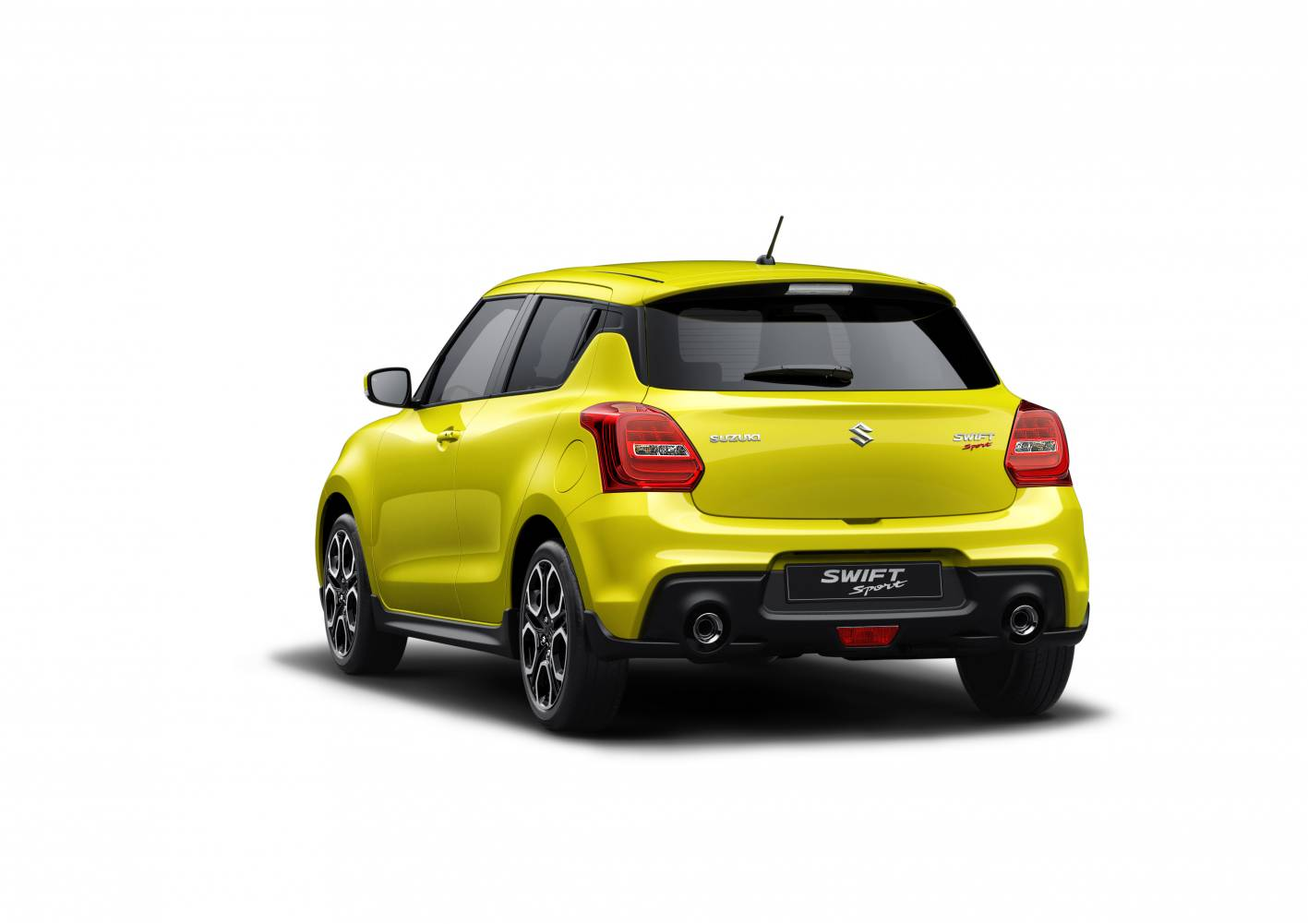 2018 suzuki swift sport makes australian debut. Black Bedroom Furniture Sets. Home Design Ideas