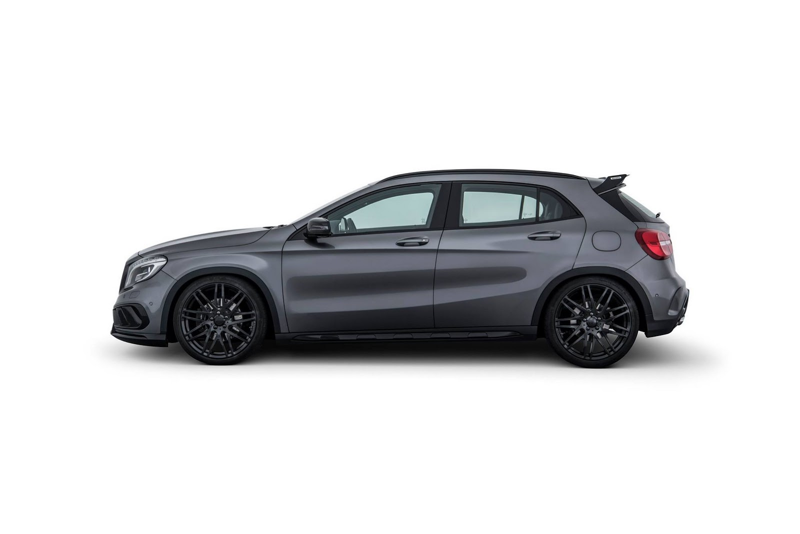 Brabus Dresses Up Mercedes Benz Gla 220 Cdi With Amg Line