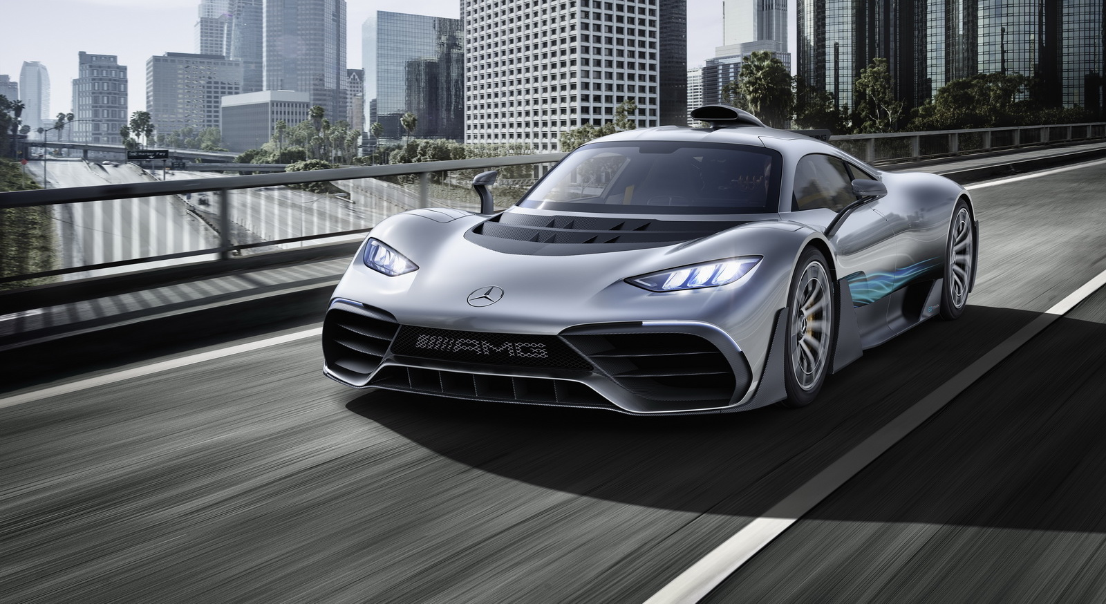 Mercedes Amg Project One Watch Out Bugatti Chiron