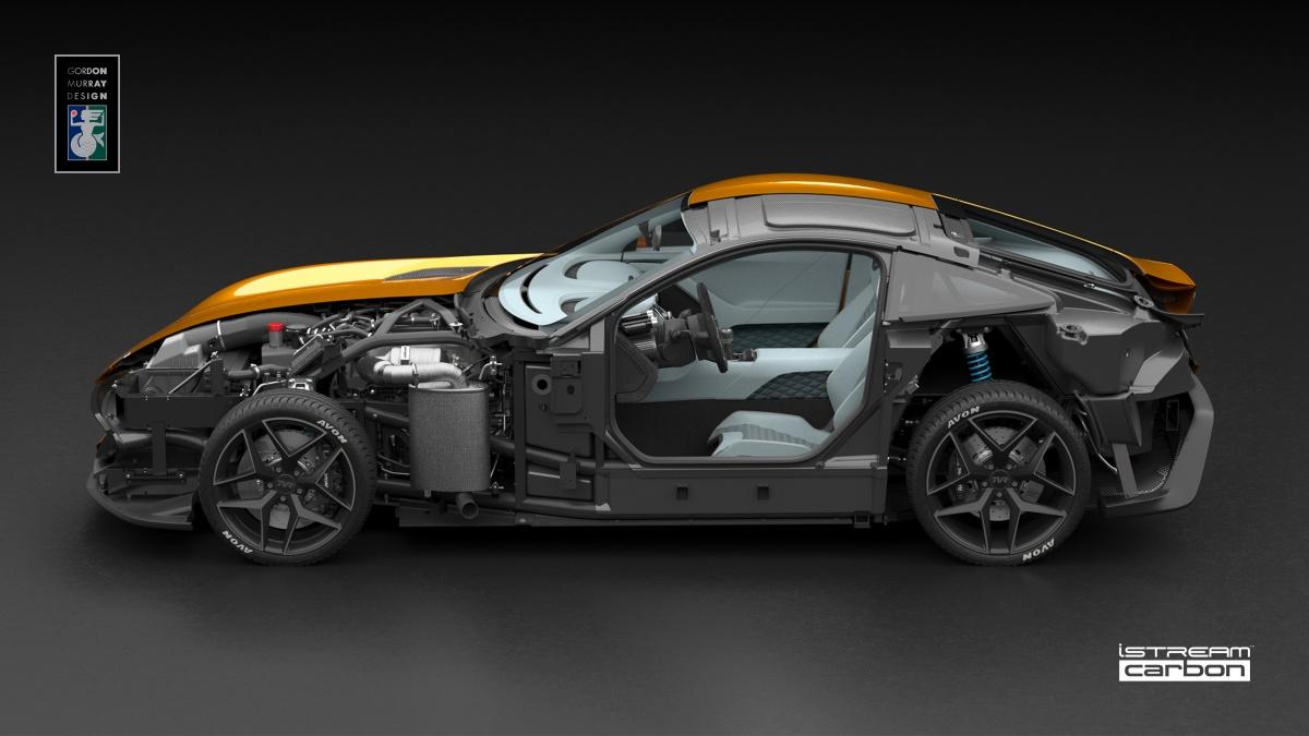 TVR unveils V8-powered, carbon composite Griffith sports ...