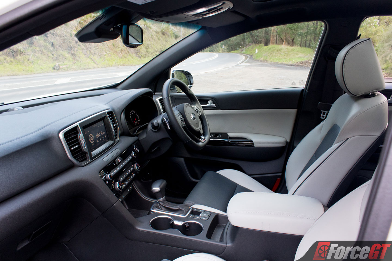 2017 kia sportage gt-line diesel review