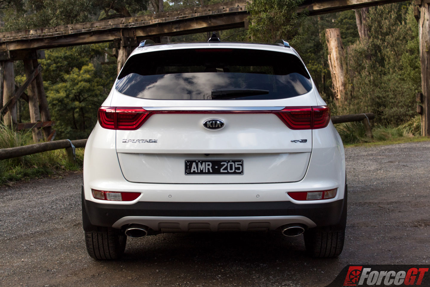 Ford Kuga Towing Capacity >> 2017 Kia Sportage GT-Line Diesel Review - ForceGT.com