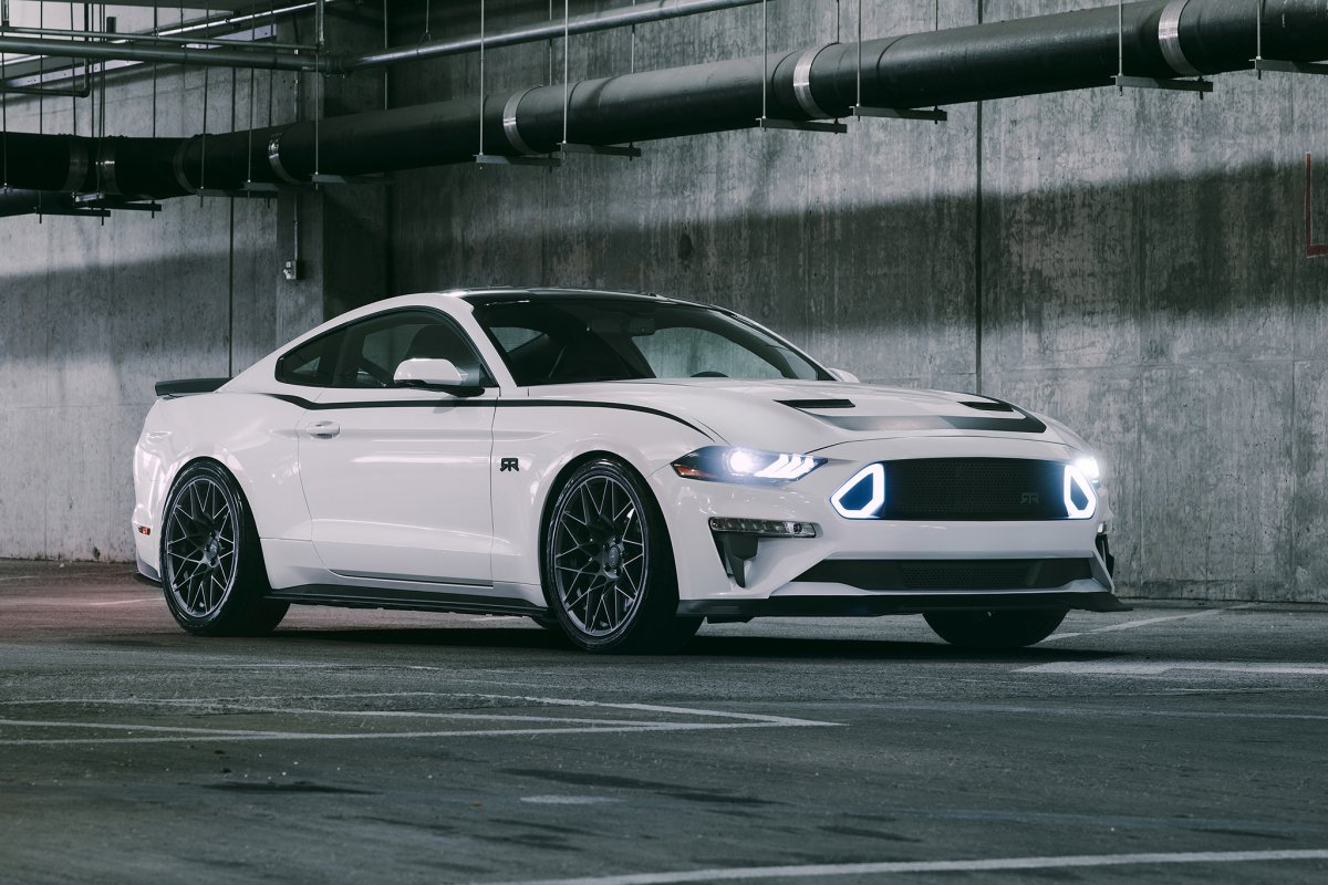 RTR tweaks 2018 Ford Mustang - ForceGT.com
