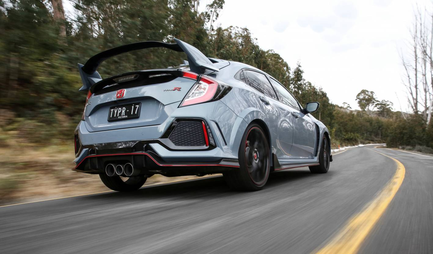 Honda Civic Type R Australia