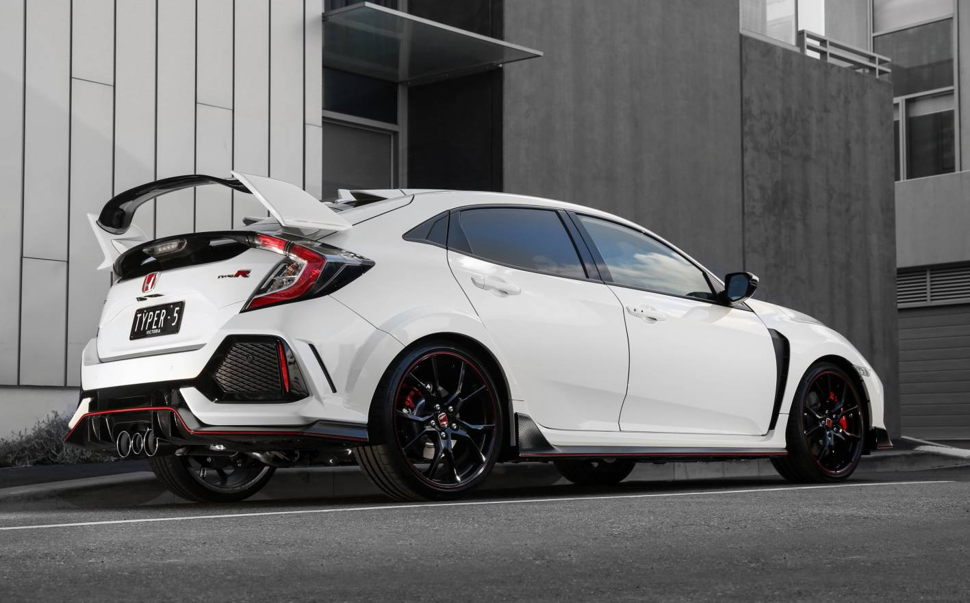2018 Honda Civic Type R Technical Overview Forcegt Com