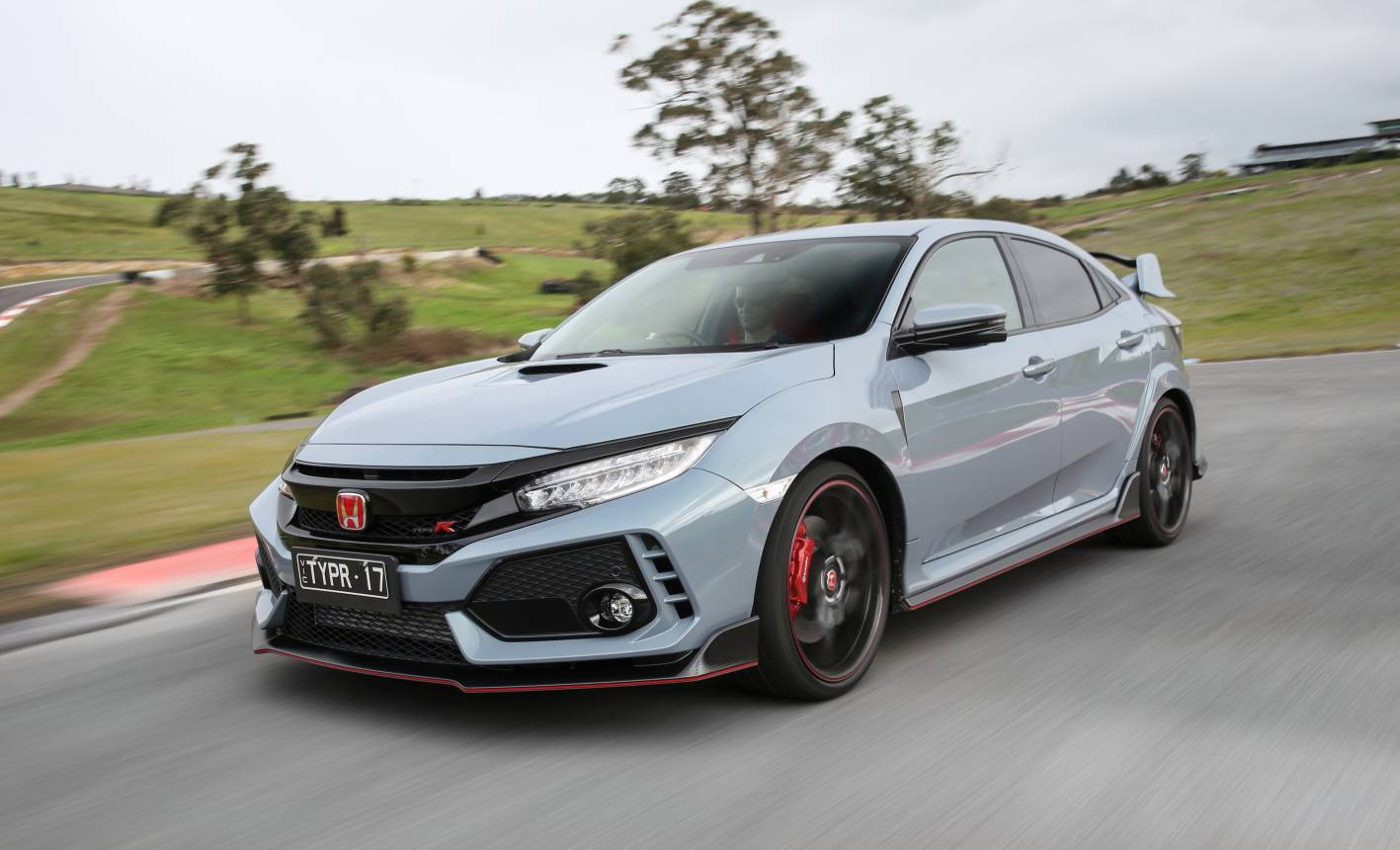 Honda Civic Sport 2017 >> 2018 Honda Civic Type R: Technical Overview - ForceGT.com