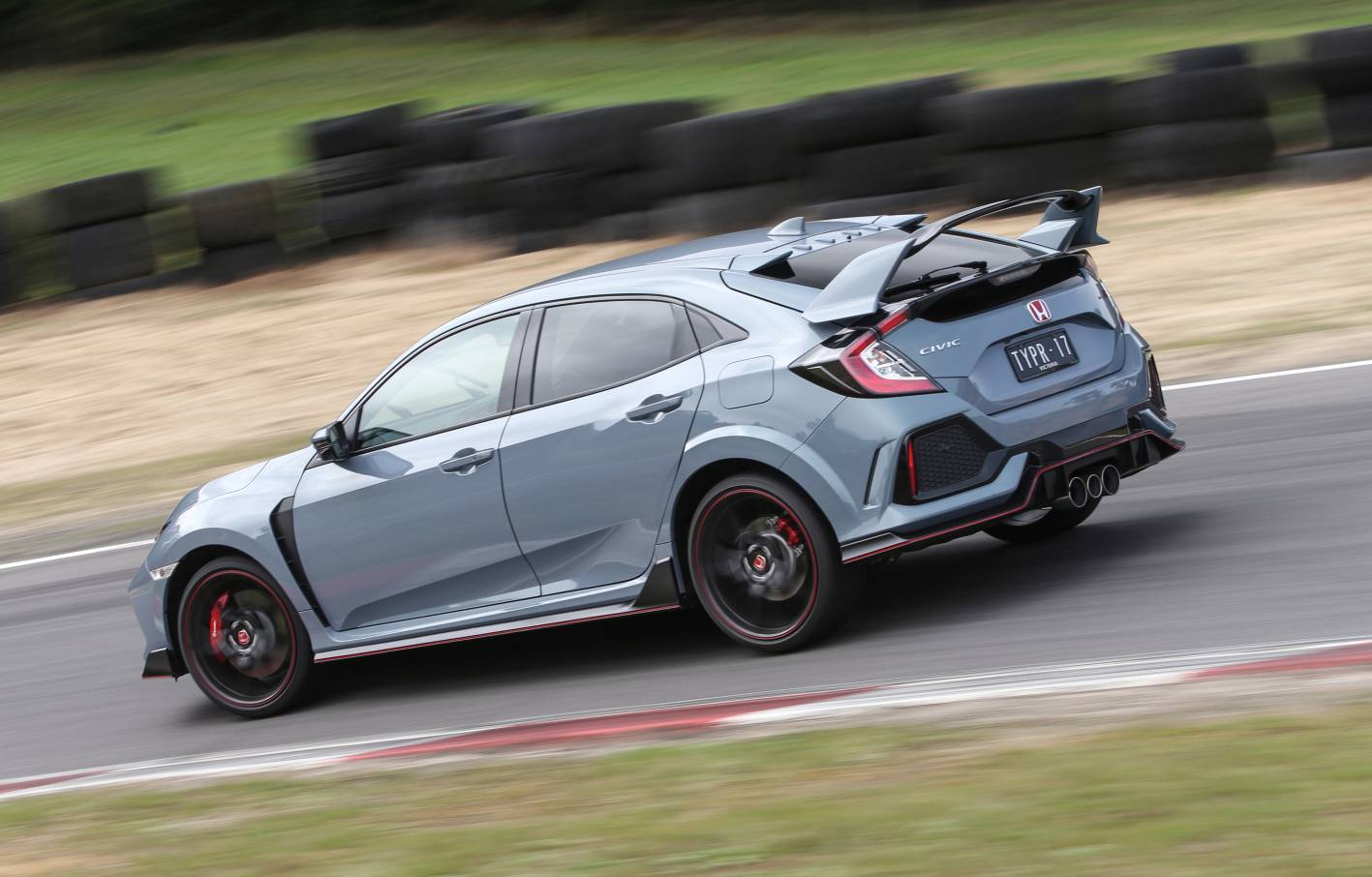 Honda Civic Colours >> 2018 Honda Civic Type R: Technical Overview - ForceGT.com