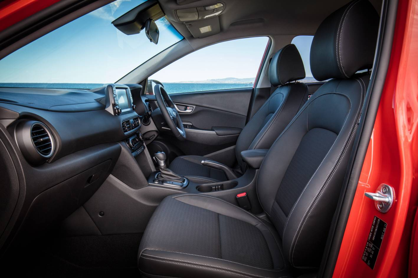 hyundai unleashes assault on small suv segment with the. Black Bedroom Furniture Sets. Home Design Ideas