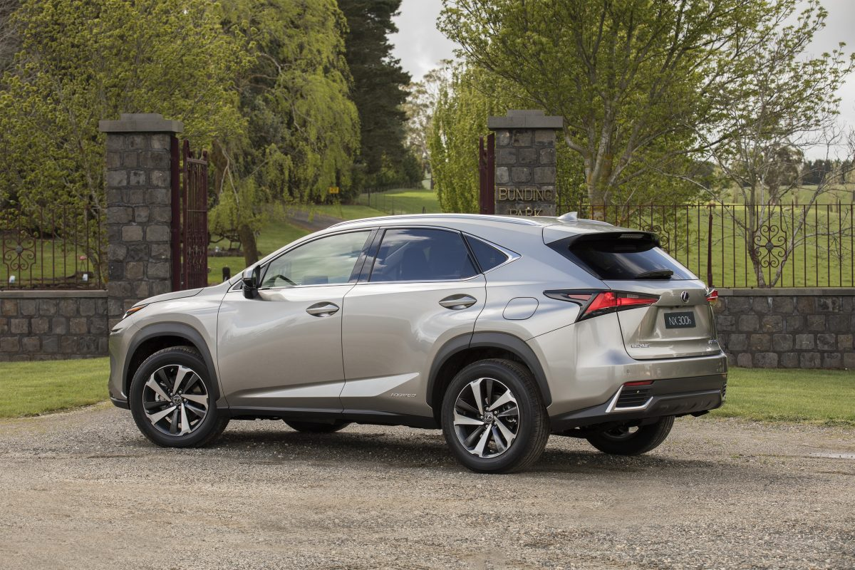 Updated 2018 Lexus Nx Line Up What S New Forcegt Com