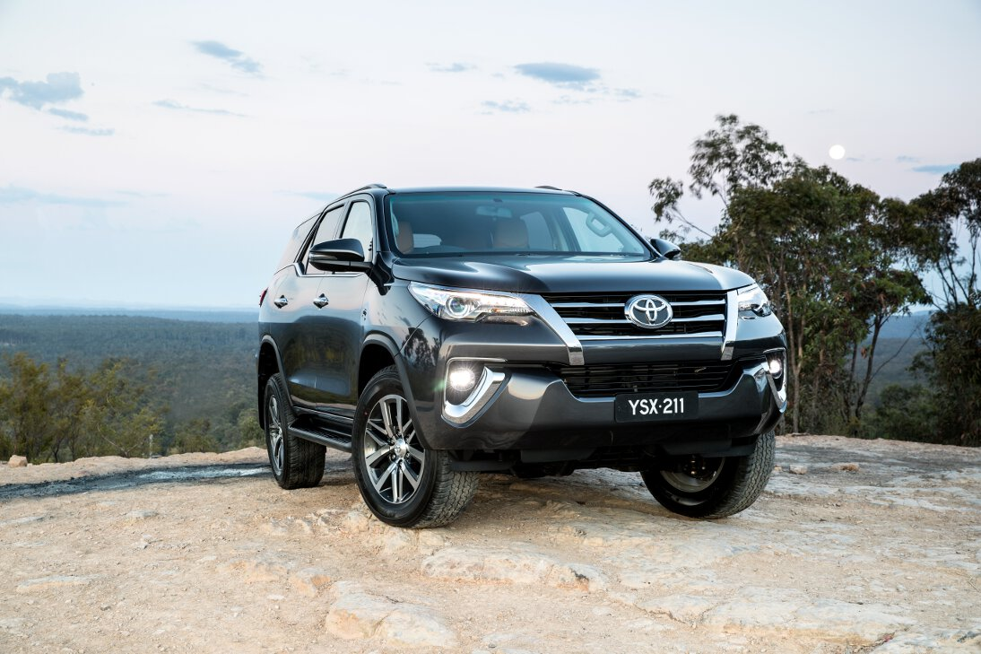 More kit and price slash for 2018 Toyota Fortuner ...