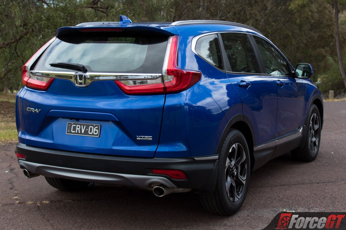 2017 Honda CR-V VTi-L Review - ForceGT.com
