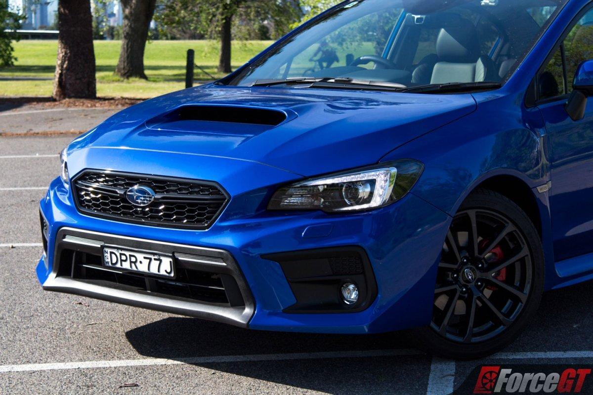 2018 Subaru Wrx Premium Manual Review Forcegt Com