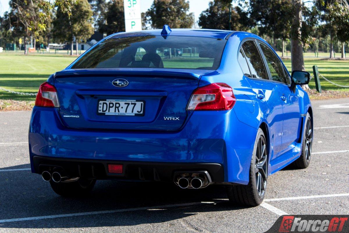 Focus St Vs Gti >> 2018 Subaru WRX Premium Manual Review - ForceGT.com