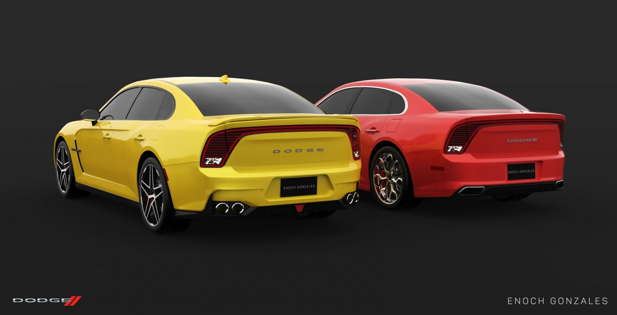Infiniti Qx80 For Sale >> 2019 Dodge Charger SRT Hellcat super sedan envisioned ...