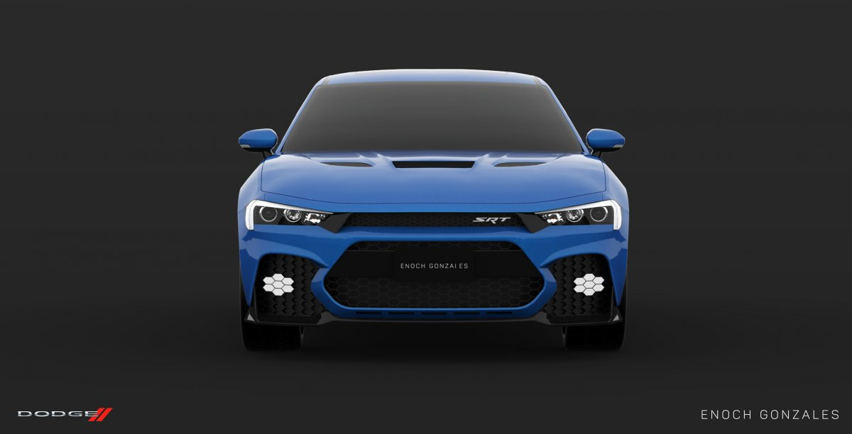 2018 Hellcat Charger >> 2019 Dodge Charger SRT Hellcat super sedan envisioned ...