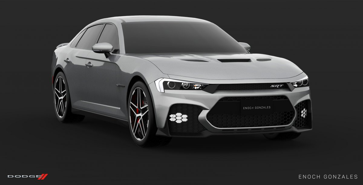 2019 Dodge Charger Srt Hellcat Super Sedan Envisioned Forcegt Com