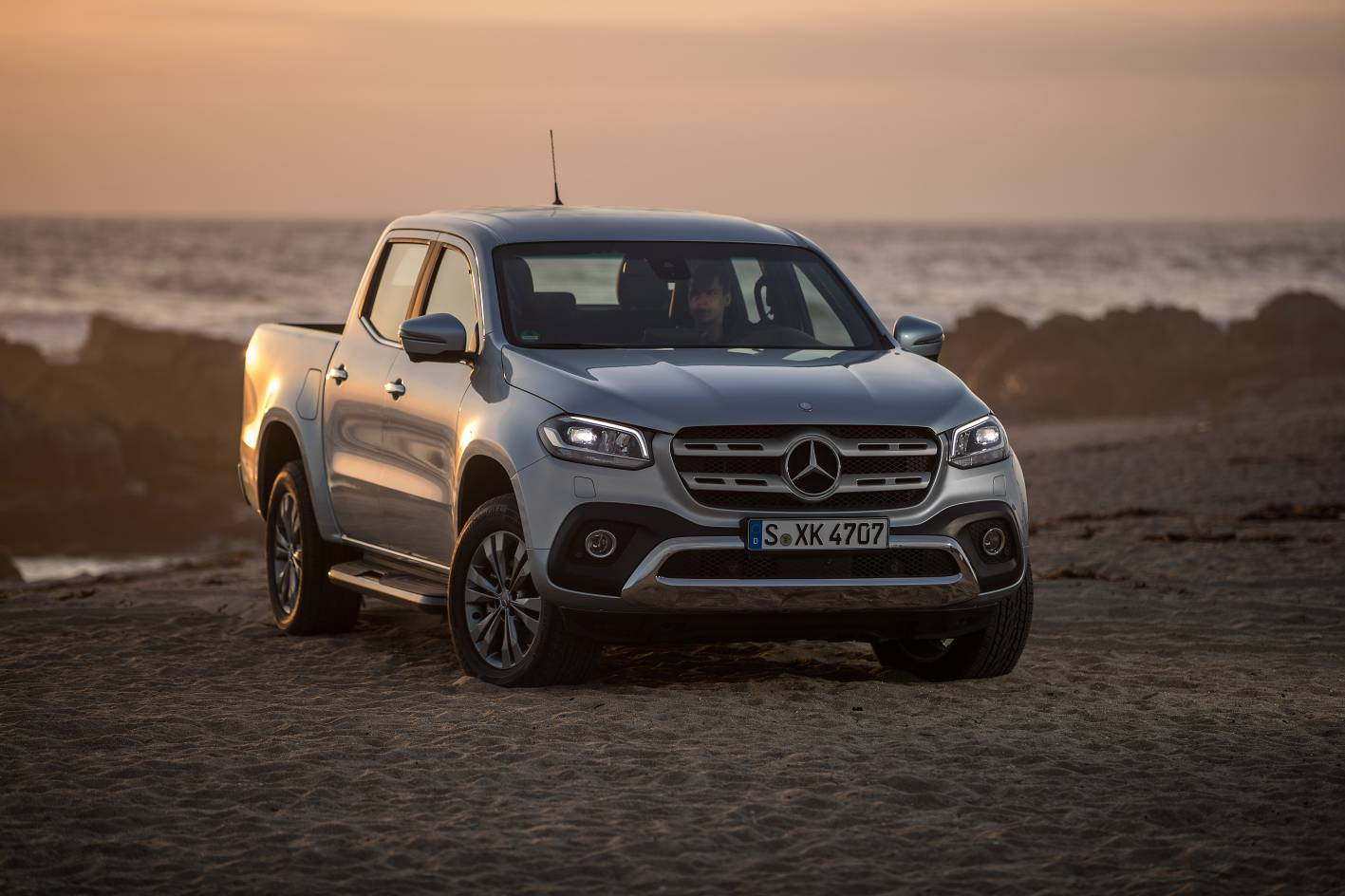 mercedes benz x class pricing and specification confirmed. Black Bedroom Furniture Sets. Home Design Ideas