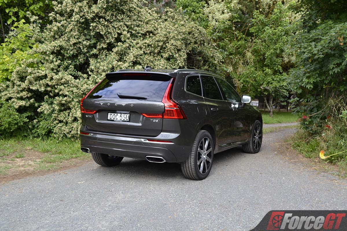 2018 Volvo Xc60 Review Forcegt Com