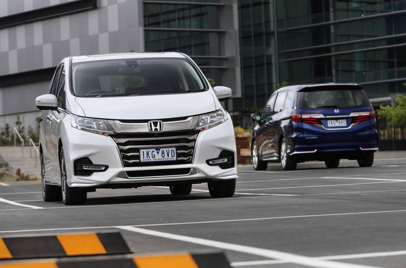 Honda Odyssey 2020 Redesign Honda Cars Review Release Raiacars Com