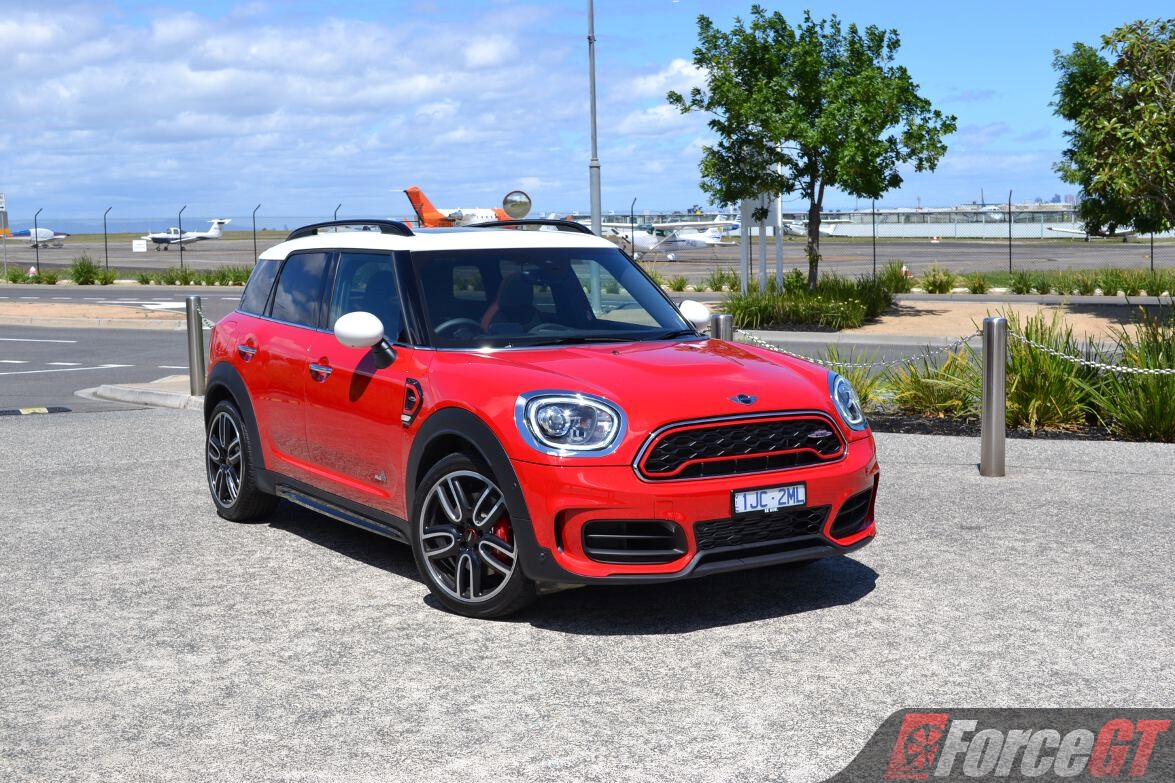 2018 Mini John Cooper Works Countryman Review Forcegtcom