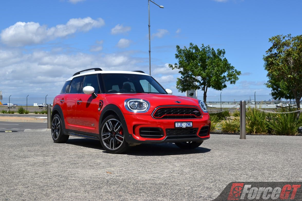 2018 Mini John Cooper Works Countryman Review Forcegt Com
