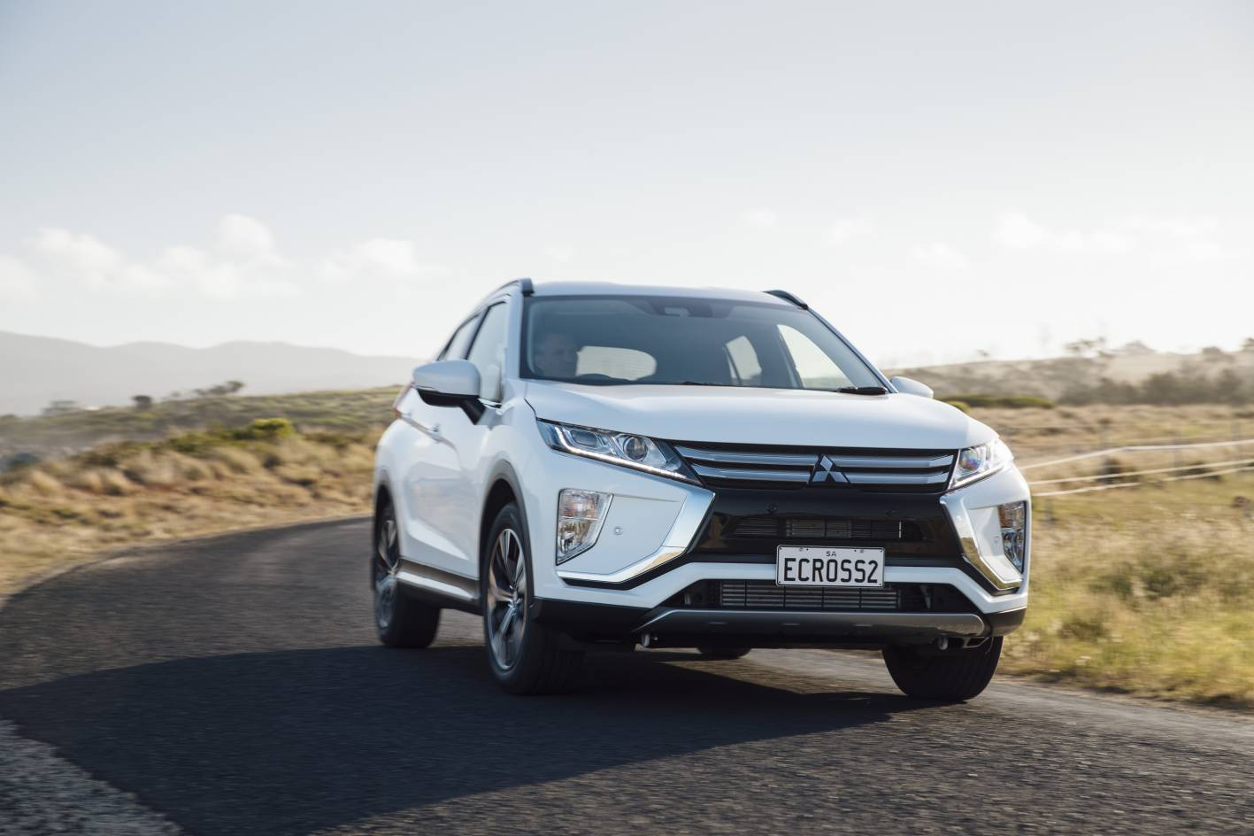 First Look: 2018 Mitsubishi Eclipse Cross - ForceGT.com