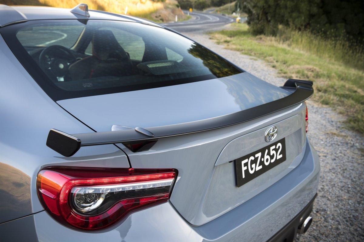 2018 Toyota 86 Performance Kit Rear Spoiler Kia Optima