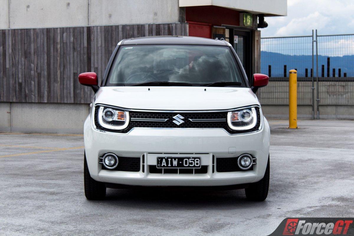 Fiat 500 Dimensions >> 2018 Suzuki Ignis Review - ForceGT.com